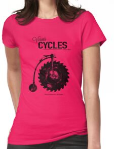 Vicious Cycles Womens Fitted T-Shirt