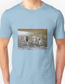 The Three Goats Unisex T-Shirt
