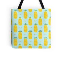 Pineapple Pattern Tote Bag