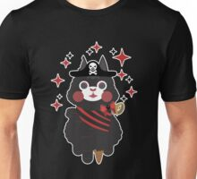 Perry The Pirate Alpaca  Unisex T-Shirt