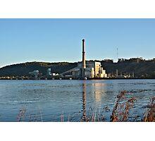 Cassville Power 2 Photographic Print