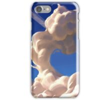 Creamy Clouds iPhone Case/Skin