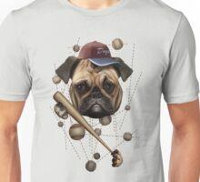 BASEBALL DOG Unisex T-Shirt