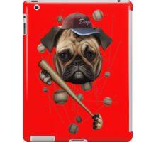 BASEBALL DOG iPad Case/Skin