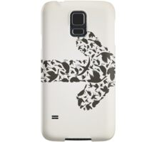 Bird arrow Samsung Galaxy Case/Skin