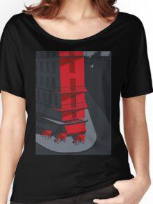 Paris Street Women's Relaxed Fit T-Shirt