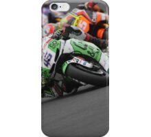 Silverstone MotoGP - Redding iPhone Case/Skin