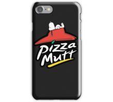 Pizza Mutt iPhone Case/Skin
