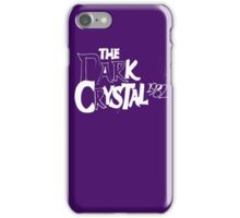 Dark Crystal iPhone Case/Skin