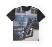 Lamborghini Aventador SuperVeloce Graphic T-Shirt