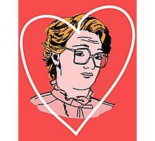 I Heart Barb Photographic Print