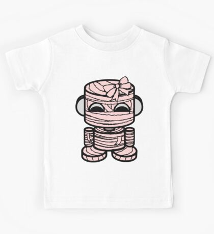 Mummy O'bot 2.0 Kids Tee
