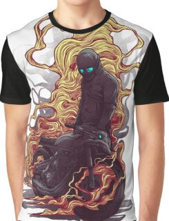Standing on Fire Graphic T-Shirt