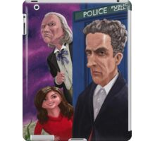 The Twelfth Doctor Who iPad Case/Skin