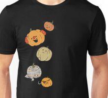 Silly Pumpkins Unisex T-Shirt