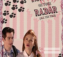 My Teenwolfed Valentine [I Want To Be On Your Radar] by thescudders