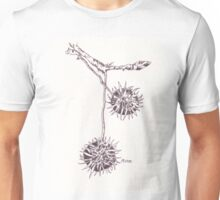 Olieboom (Thorn apple) - Botanical Unisex T-Shirt
