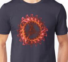 I am the Fire! #fractal Unisex T-Shirt