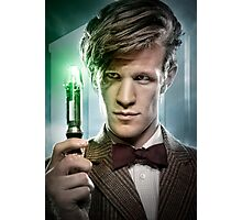 Matt Smith Photographic Print