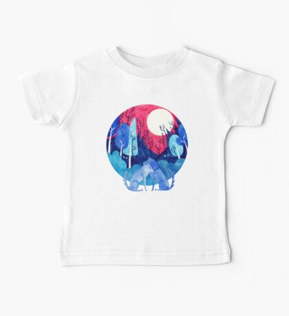 //Wolves in the Woods// Baby Tee