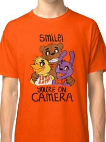 Smile at Freddy Fazbear's Pizza! Classic T-Shirt
