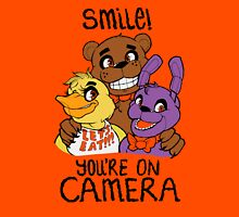 Smile at Freddy Fazbear's Pizza! Unisex T-Shirt