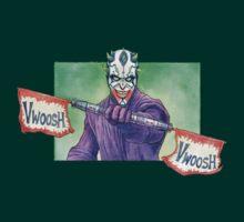 Darth Maul - Joker parody by clara-linda