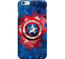 Captain America Phone Case iPhone Case/Skin
