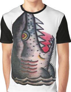 shark Graphic T-Shirt