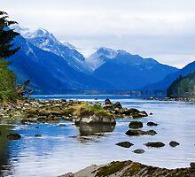 Chilkoot Lake Haines Alaska by Yukondick