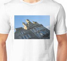 Silver City Architecture -  Unisex T-Shirt