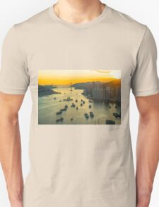 Hong Kong sunset T-Shirt