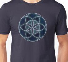 Sacred Geometry: Seed of Life - Universal Energy II Unisex T-Shirt