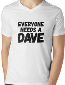 Everyone needs a Dave Mens V-Neck T-Shirt