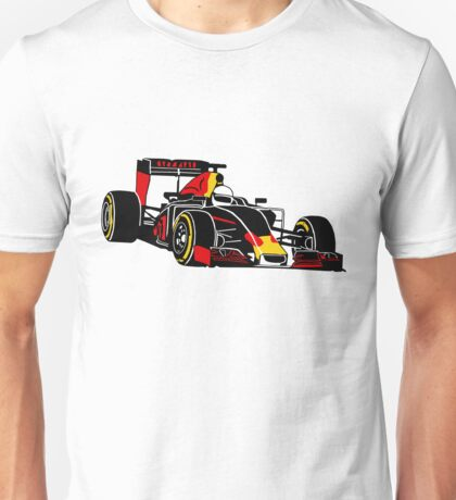 Formula 1 Racing Unisex T-Shirt