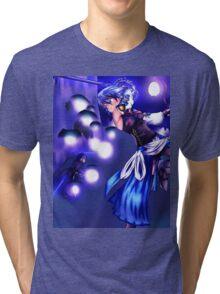 Aqua Legend Tri-blend T-Shirt
