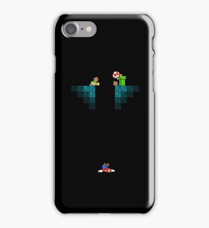 Fallen Hero iPhone Case/Skin