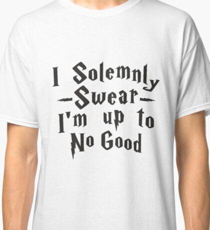 I Solenmnly Swear Classic T-Shirt