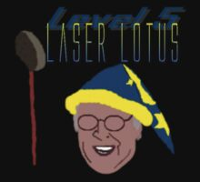 Community - Pierce, Laser Lotus One Piece - Short Sleeve