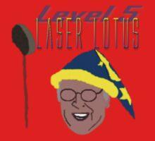 Community - Pierce, Laser Lotus Kids Tee