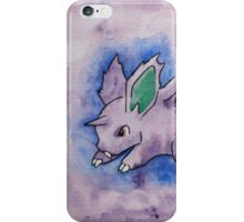 Nidoran [watercolour] iPhone Case/Skin