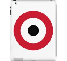 Egyptian Air Force - Roundel iPad Case/Skin