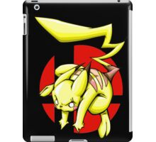 Pika smash bros iPad Case/Skin
