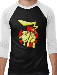 Pika smash bros Men's Baseball ¾ T-Shirt