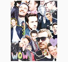 rdj/fassy collage Unisex T-Shirt