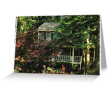 """""""Southern Comfort""""... prints and products Greeting Card"""