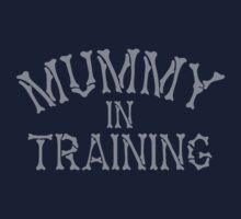 mummy in training One Piece - Short Sleeve