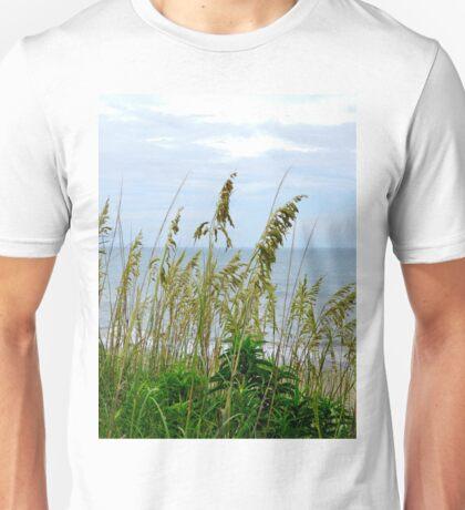 Dune Grass, Nags Head Unisex T-Shirt