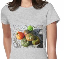 Le goût des tomates Womens Fitted T-Shirt