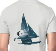 Cat Sailing Unisex T-Shirt